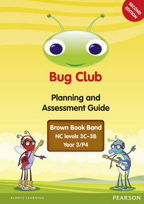 BC Brown Teaching Guide New Edition Wave 3 - BUG CLUB (Spiral bound)