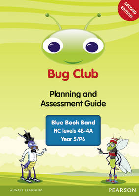 BC Blue Teaching Guide New Edition Wave 3 - BUG CLUB (Spiral bound)