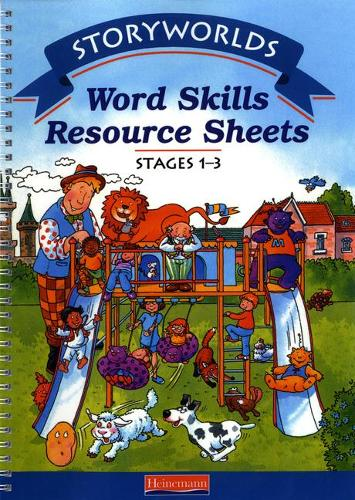 Storyworlds Reception/P1 Stages 1-3 Skills Pack Photocopy Masters - STORYWORLDS (Spiral bound)