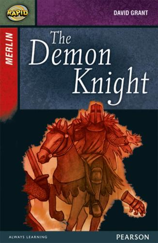 Rapid Stage 7 Set B: Merlin: The Demon Knight - Rapid Upper Levels (Paperback)