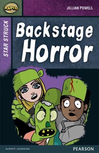 Rapid Stage 8 Set A: Star Struck: Backstage Horror - Rapid Upper Levels (Paperback)