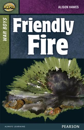 Rapid Stage 8 Set B: War Boys: Friendly Fire - Rapid Upper Levels (Paperback)