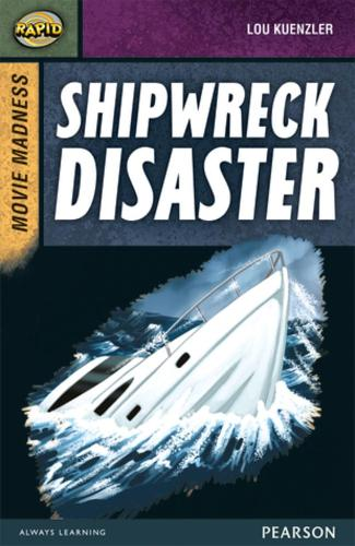 Rapid Stage 9 Set B: Movie Madness: Shipwreck Disaster - Rapid Upper Levels (Paperback)