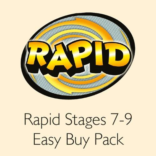 Rapid Stages 7-9 Easy Buy Pack - Rapid Upper Levels