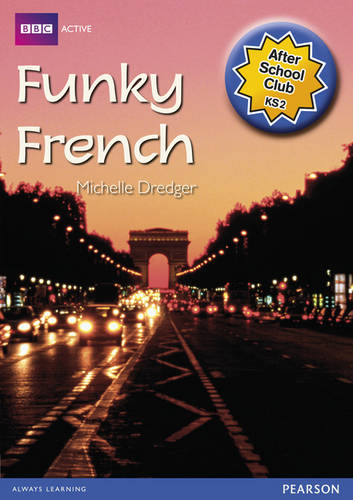ASC Funky French After School Club Pack - BBCA After School Clubs