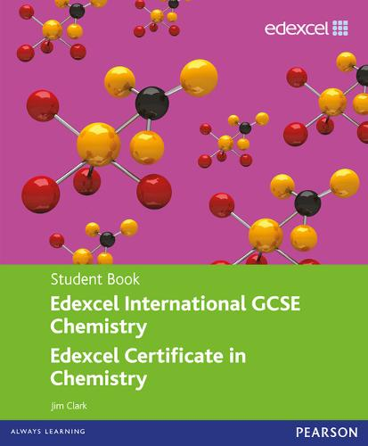 Edexcel International GCSE/Certificate Chemistry Student Book and Revision Guide pack - Edexcel International GCSE
