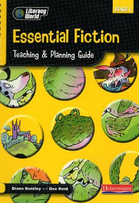 Literacy World Stage 1 Fiction: Essential Teaching & Planning Guide Scotland/NI Version - LITERACY WORLD NEW EDITION (Spiral bound)