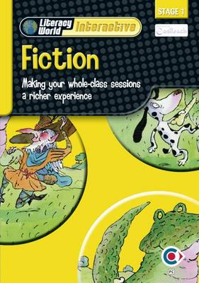Literacy World Interactive Stage 1 Fiction: Software Single User Scotland/NI: Fiction - Literacy World Interactive (CD-ROM)