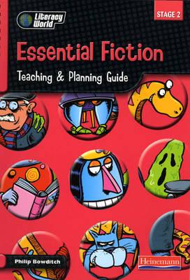 Literacy World Stage 2 Fiction: Essential Teaching & Planning Guide Scotland/NI Version - Literacy World New Edition (Spiral bound)
