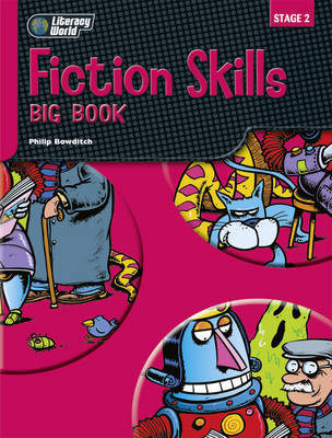 Literacy World Stage 2 Fiction: New Edition Big Book - Literacy World New Edition (Paperback)