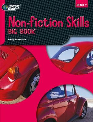 Literacy World Stage 2 Non Fiction: New Edition Big Book - LITERACY WORLD NEW EDITION (Paperback)