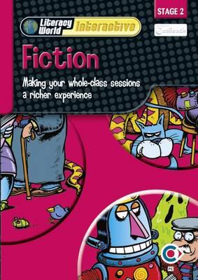 Literacy World Interactive Stage 2 Fiction: Software Single User Scotland/NI - LITERACY WORLD INTERACTIVE (CD-ROM)