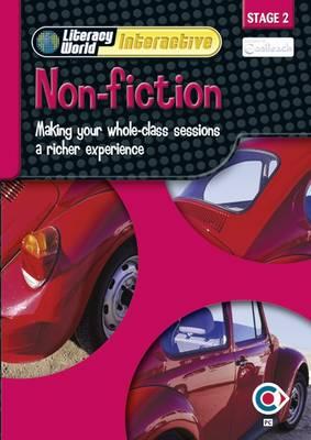 Literacy World Interactive Stage 2 Non-Fiction: Software Single User Pack Scotland/NI: Non-fiction - Literacy World Interactive (CD-ROM)