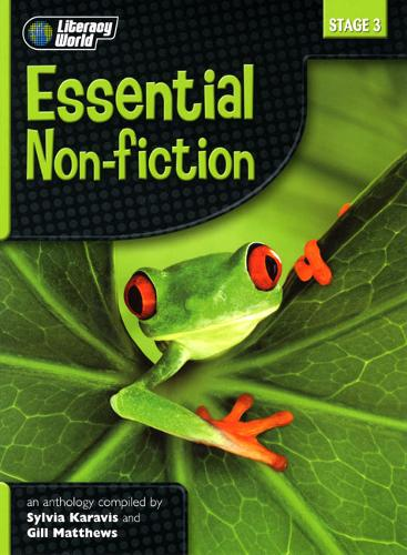 Literacy World Stage 3 Non Fiction: New Edition Anthology - LITERACY WORLD NEW EDITION (Paperback)