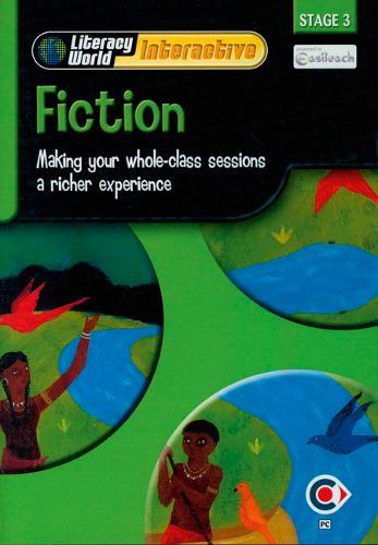 Literacy World Interactive Stage 3 Fiction: Software Single User Scotland/NI - LITERACY WORLD INTERACTIVE (CD-ROM)
