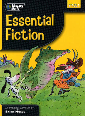 Literacy World Stage 1 Fiction: Essential Anthology (6 Pack) - LITERACY WORLD NEW EDITION