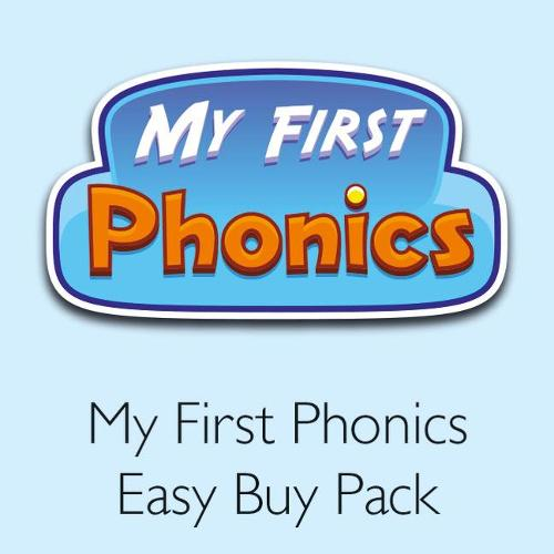 My First Phonics Easy Buy Pack (Paperback)