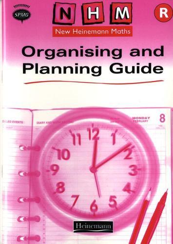 New Heinemann Maths Reception, Organising and Planning Guide - NEW HEINEMANN MATHS (Paperback)