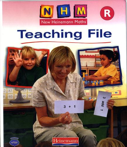 New Heinemann Maths Reception, Teaching File - NEW HEINEMANN MATHS (Paperback)