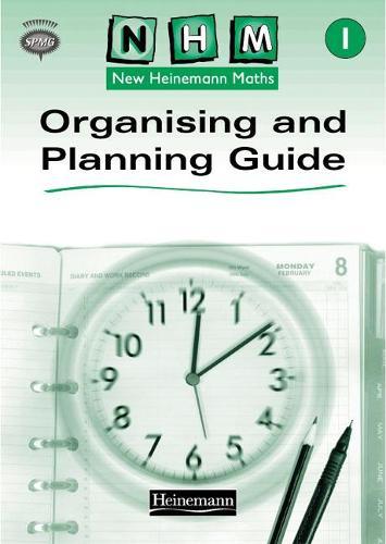 New Heinemann Maths Year 1, Organising and Planning Guide - NEW HEINEMANN MATHS (Paperback)