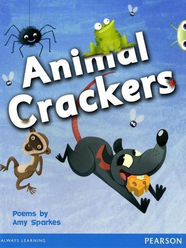 Bug Club Yellow Animal Crackers - BUG CLUB (Paperback)