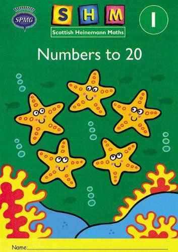 Scottish Heinemann Maths 1: Number to 20 Activity Book 8 Pack - SCOTTISH HEINEMANN MATHS