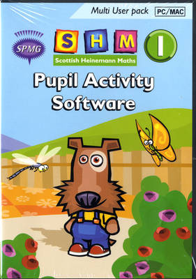 Scottish Heinemann Maths 1 Pupil Activity Software Multi User - Scottish Heinemann Maths (CD-ROM)