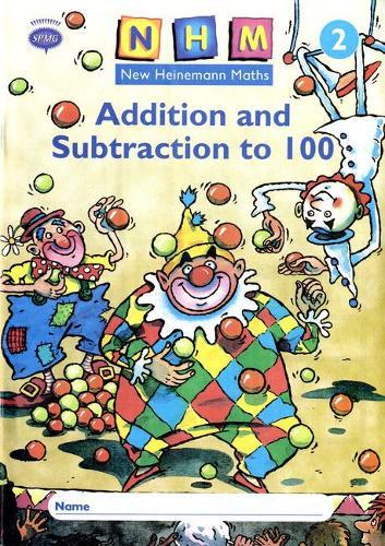 New Heinemann Maths Yr2, Addition and Subtraction to 100 Activity Book (8 Pack) - NEW HEINEMANN MATHS