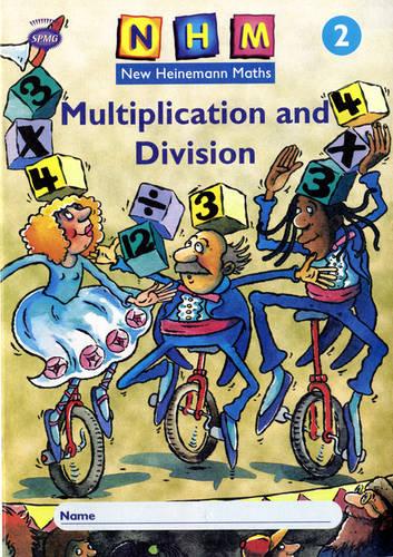 New Heinemann Maths Year 2, Multiplication Activity Book (single) - NEW HEINEMANN MATHS (Paperback)