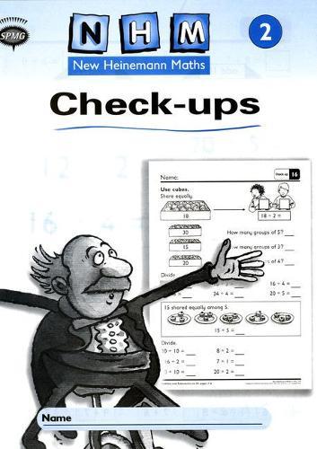 New Heinemann Maths Yr2, Check-up Workbook (8 Pack) - NEW HEINEMANN MATHS