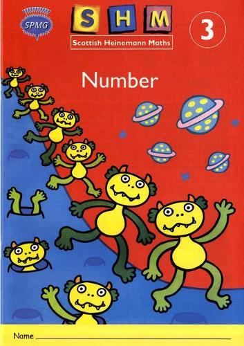 Scottish Heinemann Maths 3: Activity Book Easy Order Pack - SCOTTISH HEINEMANN MATHS (Paperback)