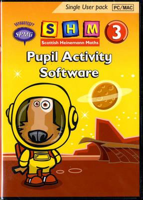Scottish Heinemann Maths 3 Pupil Activity Software Single User - Scottish Heinemann Maths (CD-ROM)