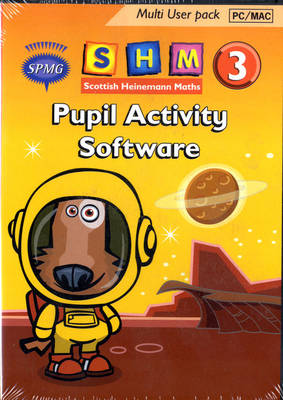 Scottish Heinemann Maths 3 Pupil Activity Software Multi User - Scottish Heinemann Maths (CD-ROM)
