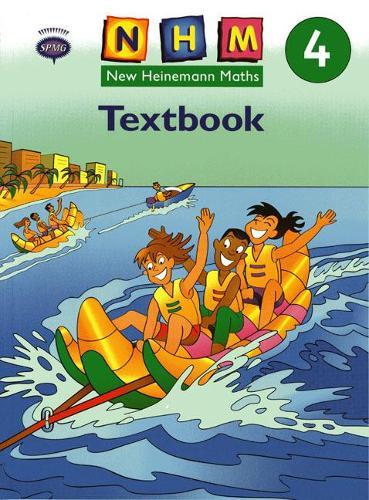 New Heinemann Maths Yr4, Easy Buy Textbook Pack - NEW HEINEMANN MATHS