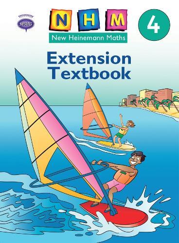 New Heinemann Maths Yr4, Extension Textbook - NEW HEINEMANN MATHS (Paperback)