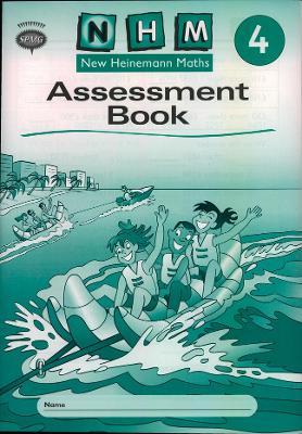 New Heinemann Maths Yr4, Assessment Workbook (8 Pack) - NEW HEINEMANN MATHS