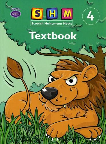 Scottish Heinemann Maths 4: Textbook Single - SCOTTISH HEINEMANN MATHS (Paperback)