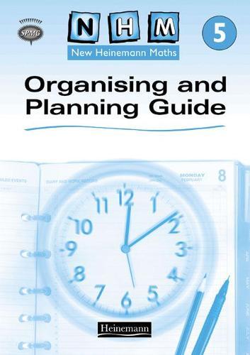 New Heinemann Maths Year 5, Organising and Planning Guide - NEW HEINEMANN MATHS (Paperback)