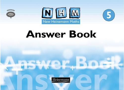 New Heinemann Maths Yr5, Answer Book - NEW HEINEMANN MATHS (Paperback)