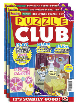 Puzzle Club issue 9 half-class pack (15) - Puzzler Media