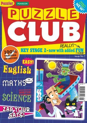 Puzzle Club issue 1 - Puzzler Media (Paperback)