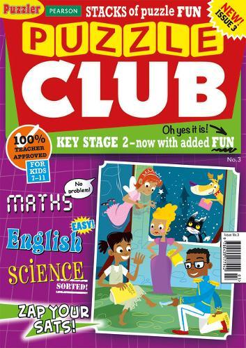 Puzzle Club Issue 3 - Puzzler Media (Paperback)
