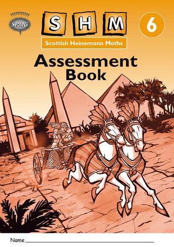 Scottish Heinemann Maths 6: Assessment Book (8 Pack) - SCOTTISH HEINEMANN MATHS