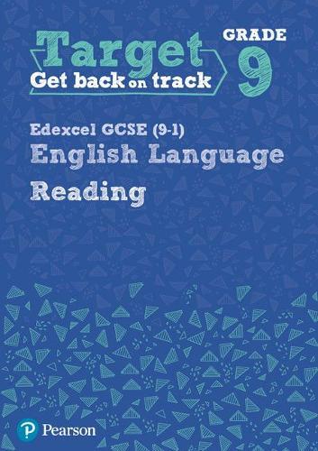 Target Grade 9 Reading Edexcel GCSE (9-1) English Language Workbook: Target Grade 9 Reading Edexcel GCSE (9-1) English Language Workbook - Intervention English (Paperback)