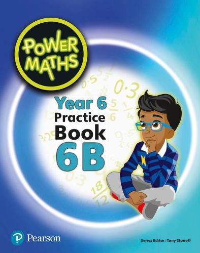 Power Maths Year 6 Pupil Practice Book 6B - Power Maths Print (Paperback)