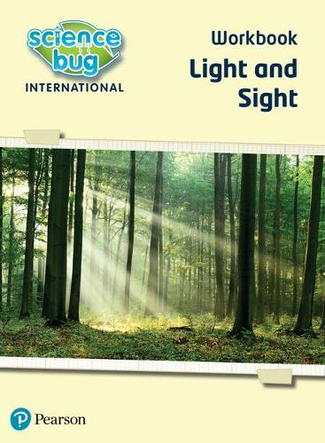 Science Bug: Light and sight Workbook - Science Bug (Paperback)