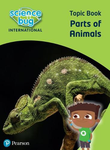 Science Bug: Parts of animals Topic Book - Science Bug (Paperback)