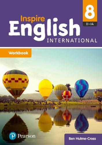 iLowerSecondary English WorkBook Year 8 - International Primary and Lower Secondary (Paperback)