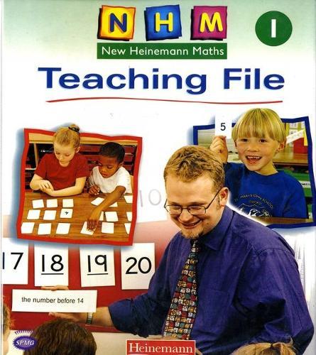 New Heinemann Maths Year 1 Teaching File & CD Rom 02/2008 - NEW HEINEMANN MATHS