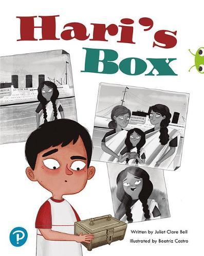 Bug Club Shared Reading: Hari's Box (Reception) - Bug Club Shared Reading (Paperback)